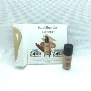 2/$11 Bare Minerals BarePro Foundation